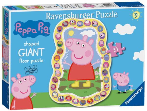 Ravensburger Peppa Pig 24 Piece Puzzle