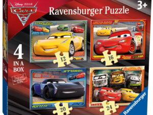 Ravensburger PJ Masks 4 Large Puzzles