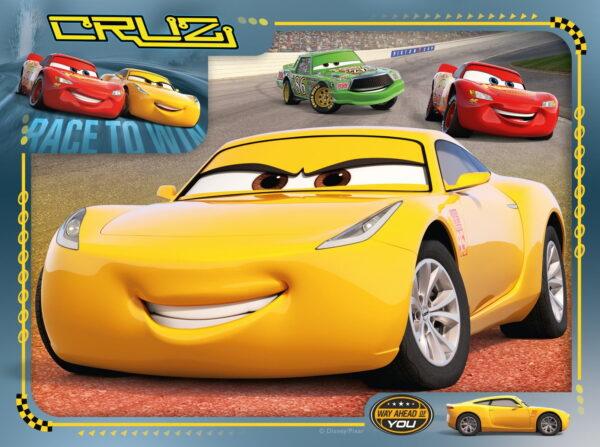 Ravensburger Cars 3 Puzzles-6742