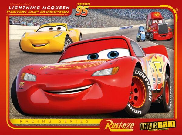 Ravensburger Cars 3 Puzzles-6741