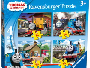 Ravensburger Thomas & Friends 4 in a Box Puzzles-0