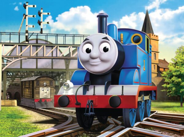 Ravensburger Thomas & Friends 4 in a Box Puzzles