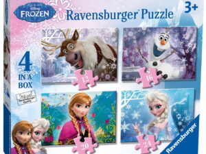 Ravensburger Frozen 4 in a Box Puzzle-0