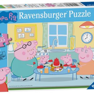 Ravensburger Peppa Pig Family Time Puzzle-0
