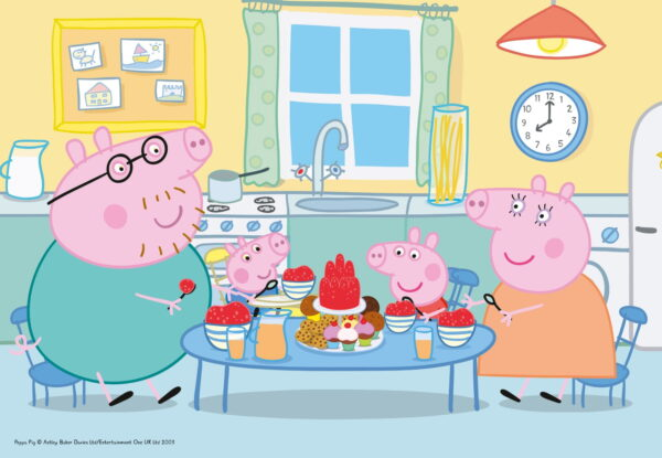 Ravensburger Peppa Pig Family Time Puzzle