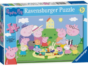 Ravensburger Peppa Pig Fun in the Sun Puzzle