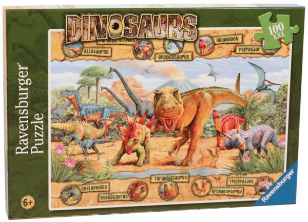 Ravensburger Dinosaurs Puzzle-0