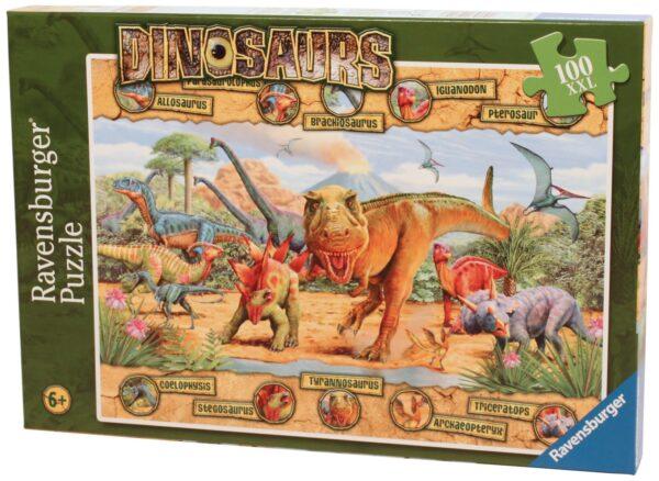 Ravensburger Dinosaurs Puzzle-6804
