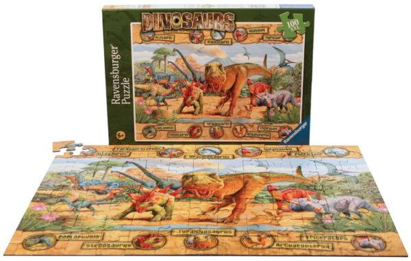 Ravensburger Dinosaurs Puzzle-6805