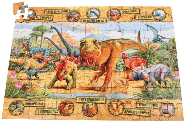 Ravensburger Dinosaurs Puzzle-6806