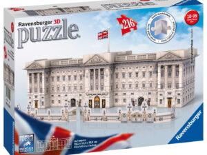 Ravensburger Buckingham Palace 3D Puzzle-0