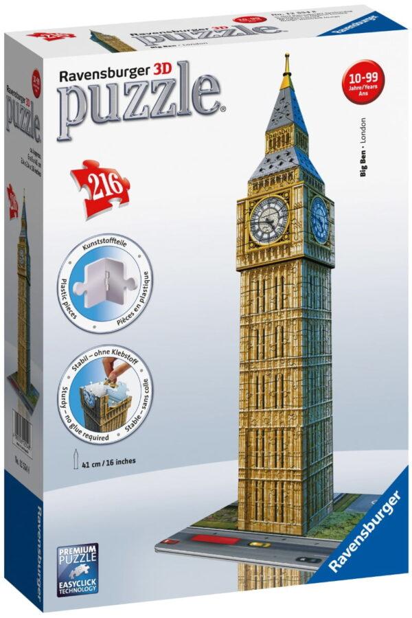 Ravensburger Big Ben 3D Puzzle-0