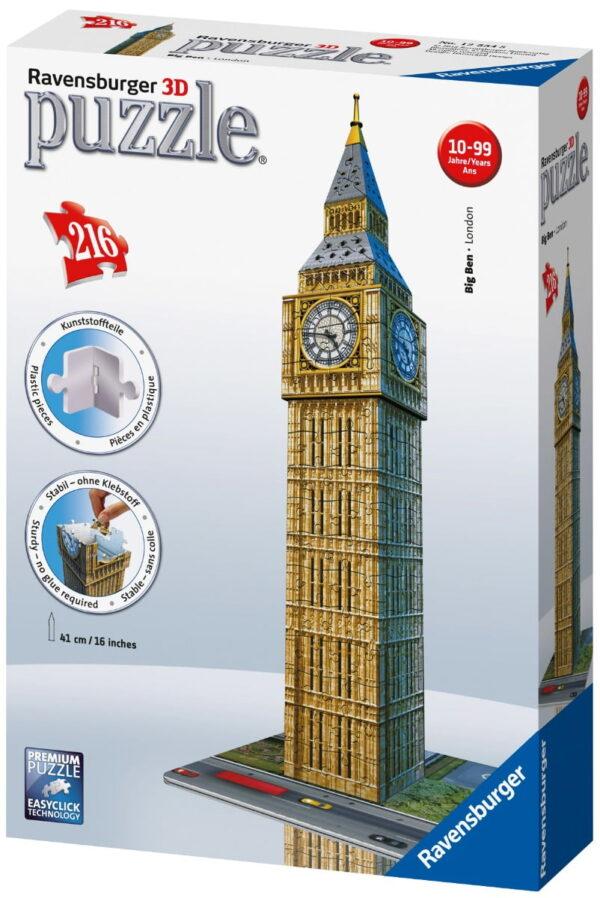 Ravensburger Big Ben 3D Puzzle-6861