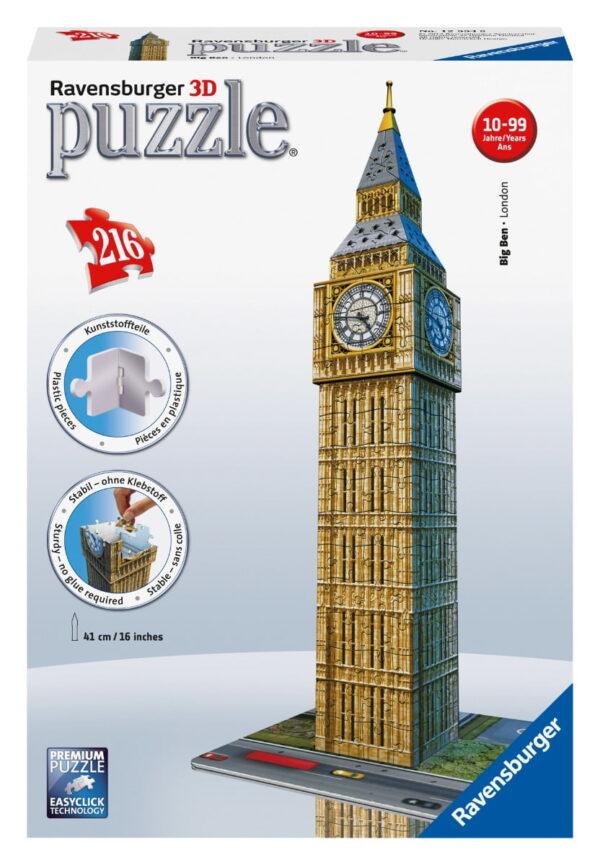 Ravensburger Big Ben 3D Puzzle-6863