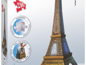 Ravensburger Eiffel Tower 3D Puzzle-0