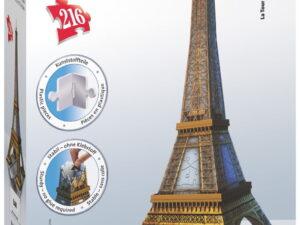 Ravensburger Eiffel Tower 3D Puzzle-0