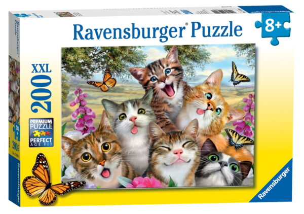 Ravensburger Friendly Felines Puzzle