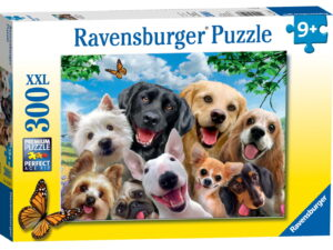 Ravensburger Delighted Dogs Puzzle-0