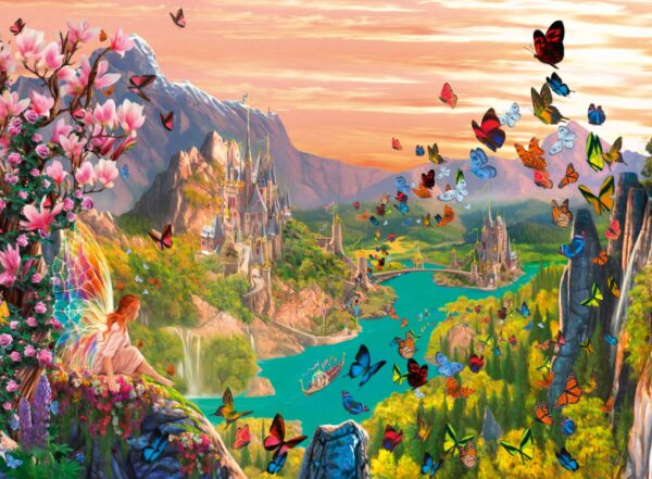 Ravensburger Fairy Valley Puzzle