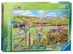 """Ravensburger """"The Farmer"""" Puzzle-0"""