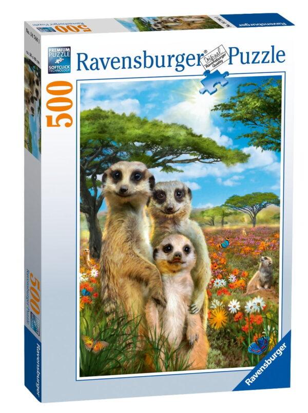 Ravensburger Mischievous Meerkats