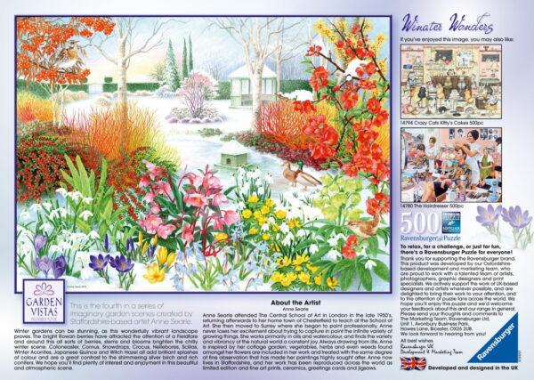 Ravensburger Winter Wonder Puzzle-7209