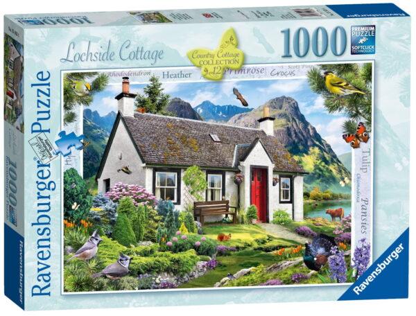 Ravensburger Lochside Cottage Puzzle
