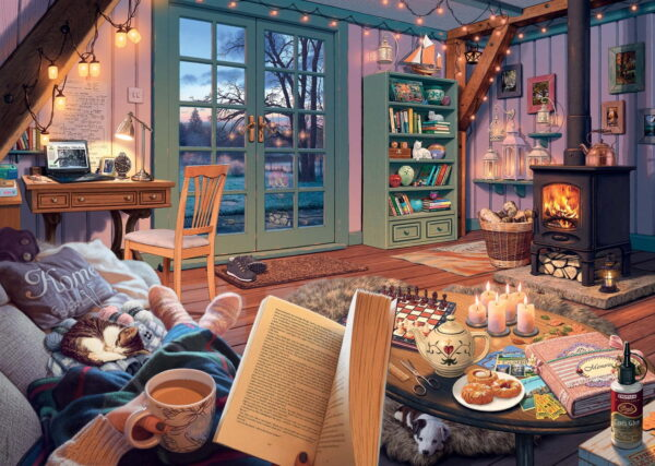 Ravensburger The Cosy Shed Puzzle