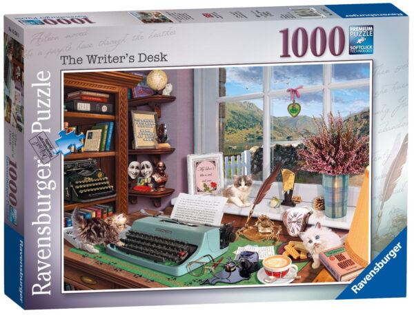 Ravensburger The Writer's Desk Puzzle