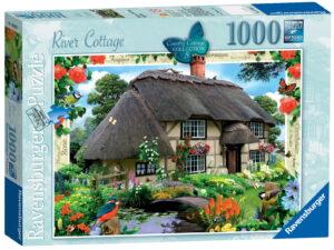 Ravensburger River Cottage Puzzle-0