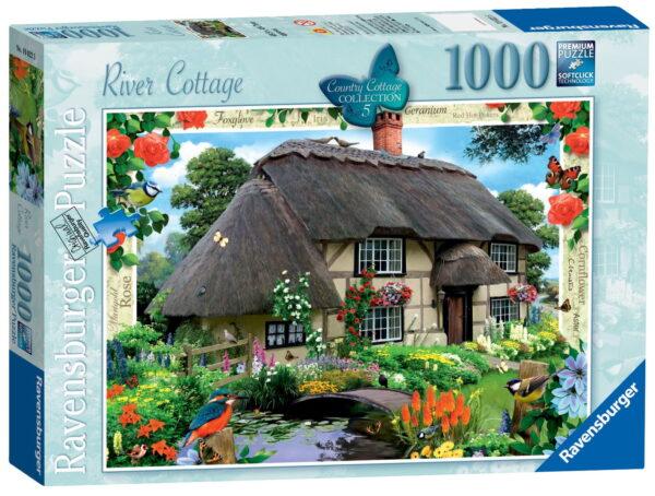 Ravensburger River Cottage Puzzle