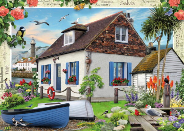 Ravensburger Fisherman's Cottage Puzzle