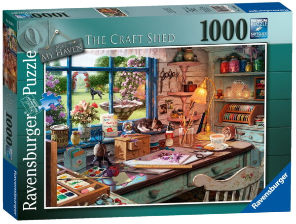 Ravensburger The Craft Shed Puzzle