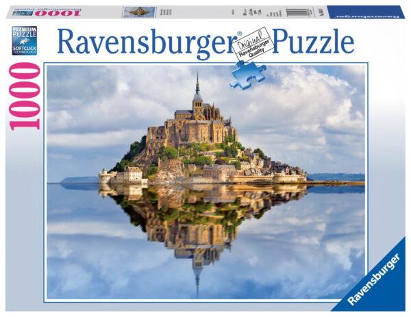 Ravensburger Mont St Michel Puzzle