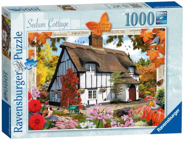 Ravensburger Sedum Cottage Puzzle