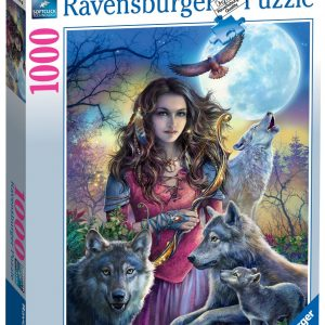 Ravensburger Protector of Wolves Puzzle-0