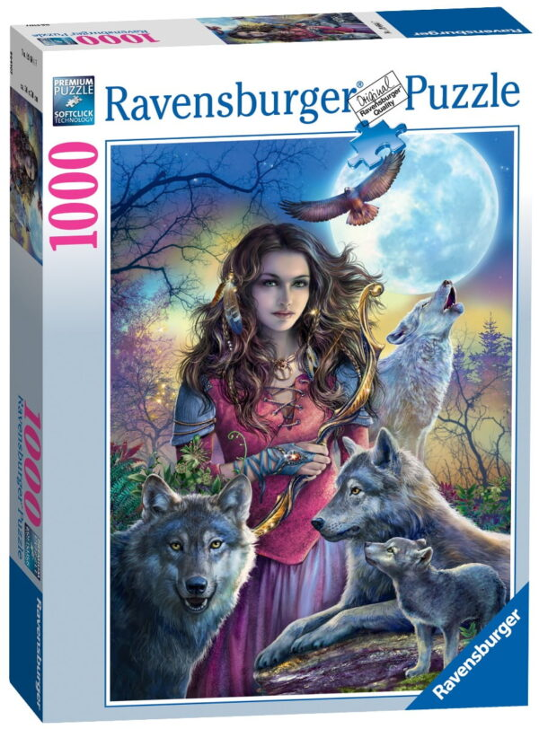 Ravensburger Protector of Wolves Puzzle