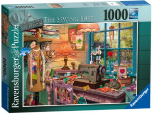"""Ravensburger """"The Country Show"""" Puzzle"""