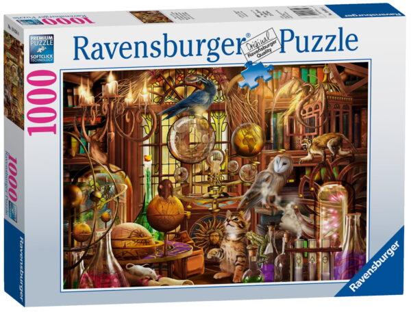 "Ravensburger ""The Magician's Study"""