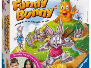 Ravensburger Funny Bunny Game-0