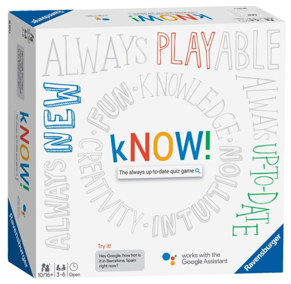 Ravensburger Know! Game