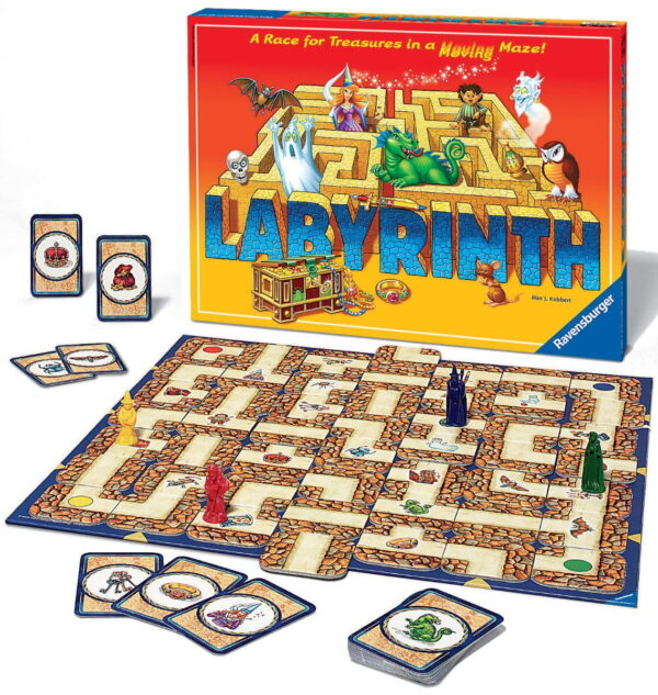 Ravensburger Labyrinth Game