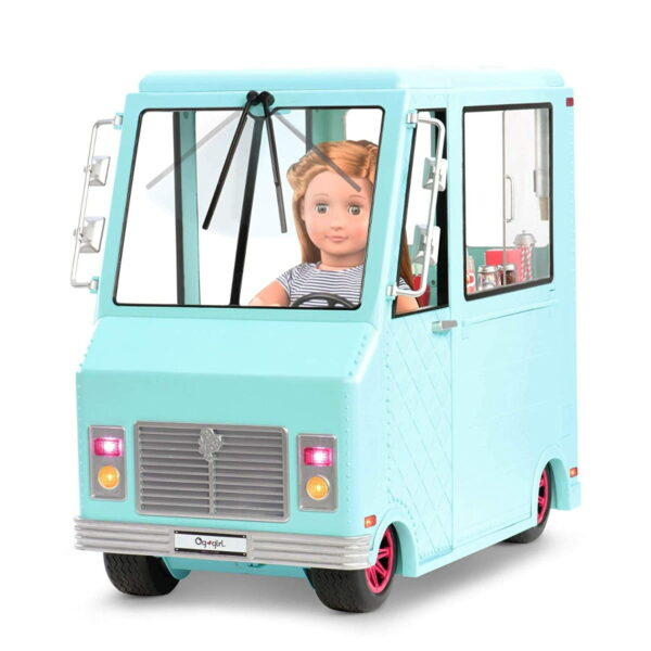 Our Generation Sweet Stop Ice Cream Truck-7140