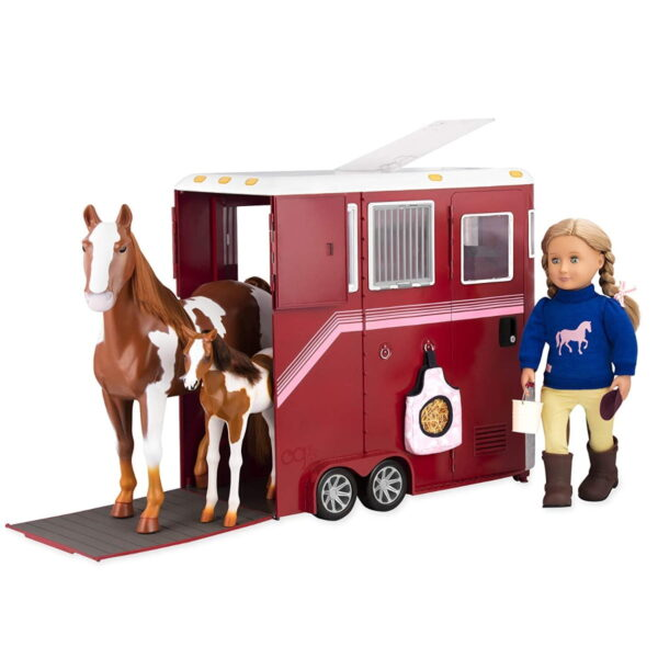 Our Generation Mane Attraction Horse Trailer-7162