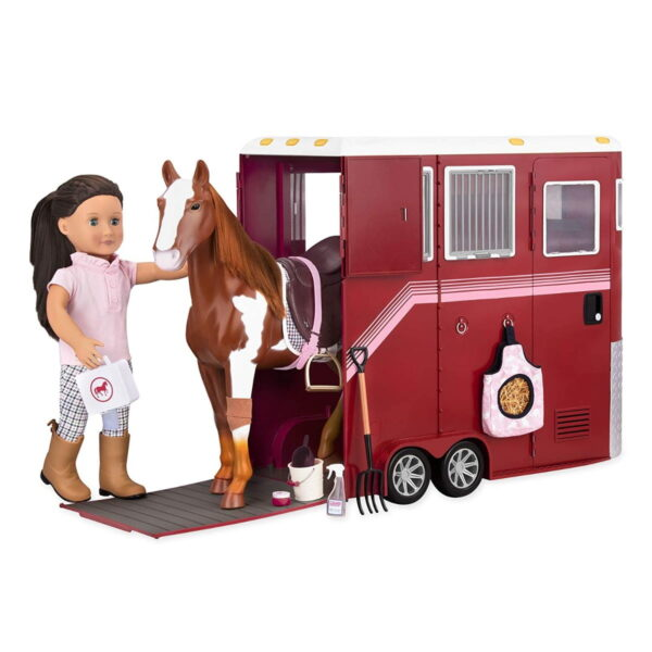 Our Generation Mane Attraction Horse Trailer-7160