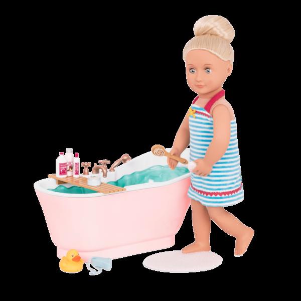 Our Generation Bath & Bubbles Set
