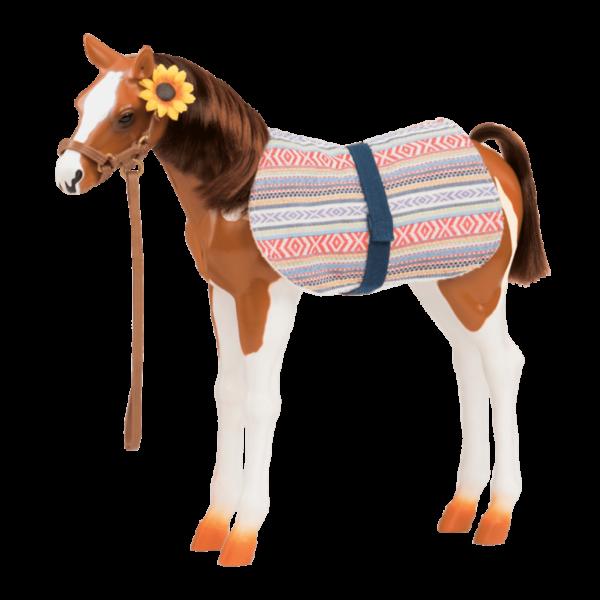 Our Generation Pinto Paso Fino Foal-0