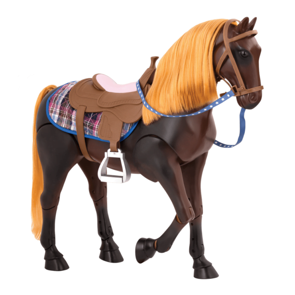 Our Generation Thoroughbred Poseable Horse-7240