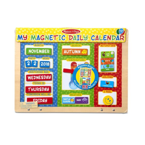 Melissa & Doug Calendar