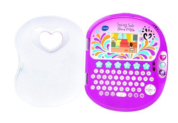 Vtech Secret Safe Diary Colour